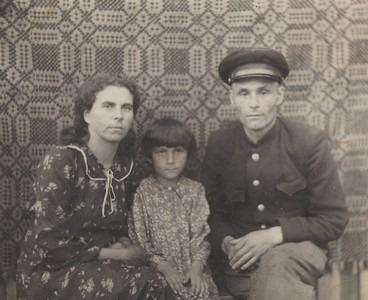 Семья Вьюгиных