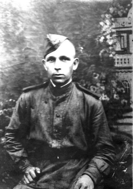 Малютин М.М. 27.09.1945 г. г. Штетин