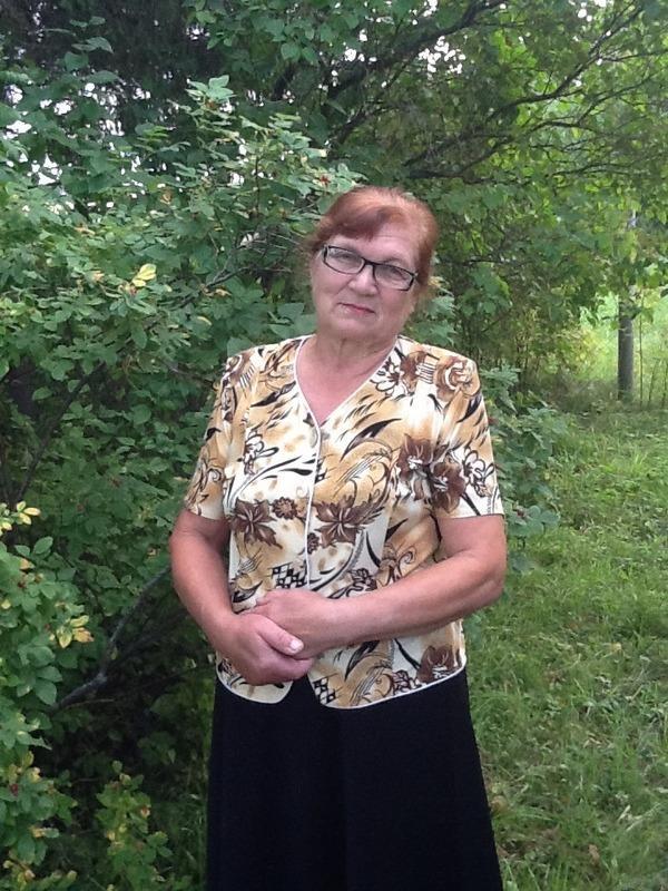 Волкова  Клара Степановна