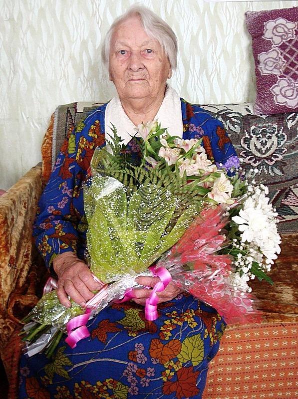 Карпова Евдокия Васильевна