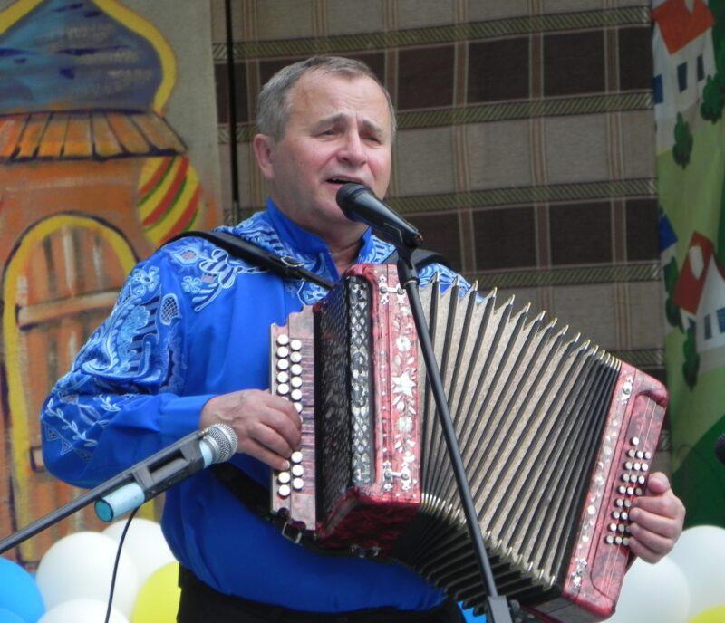Валерий Охапкин