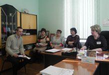 Выступление Р.С.Бугрова перед членами комиссии
