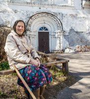 Клавдия Николаевна живет с Богом в душе