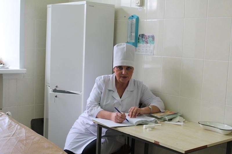 Работа занимает большую  часть времени Натальи Анатольевны