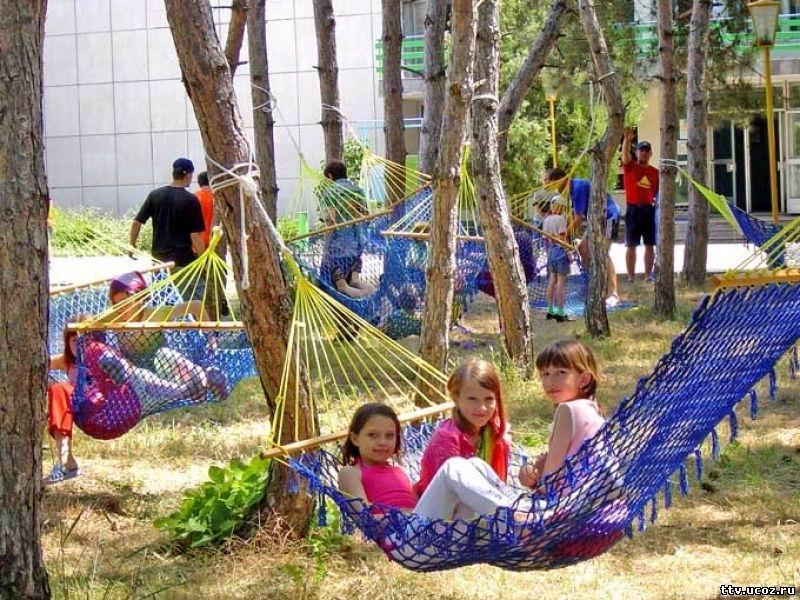 Начинается летний отдых детей