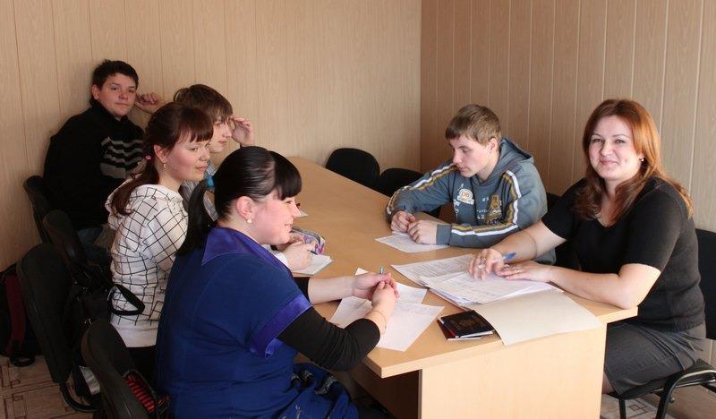 Молодежная избирательная комиссия приступила к работе
