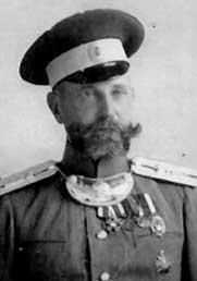 Шаламов Михаил Алексеевич, командир 323-го пех. Юрьевецкого полка (с 12.08.1917).