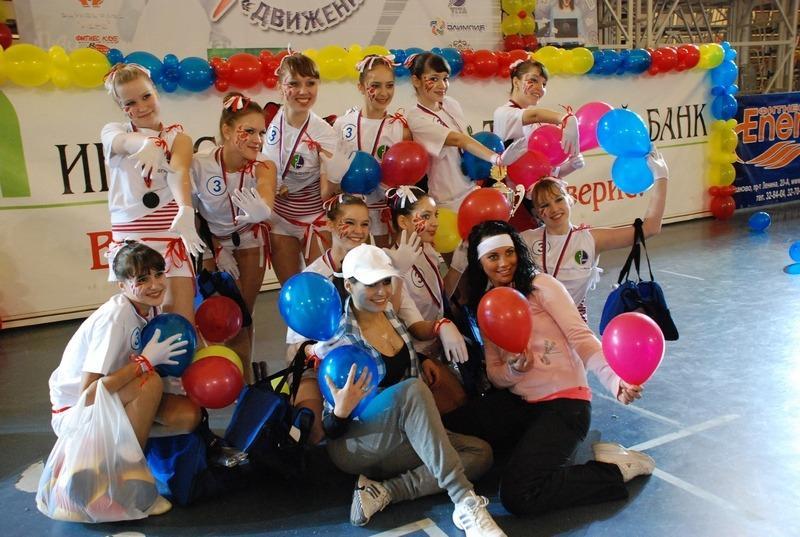 Состоялся финал молодёжного фитнес-фестиваля
