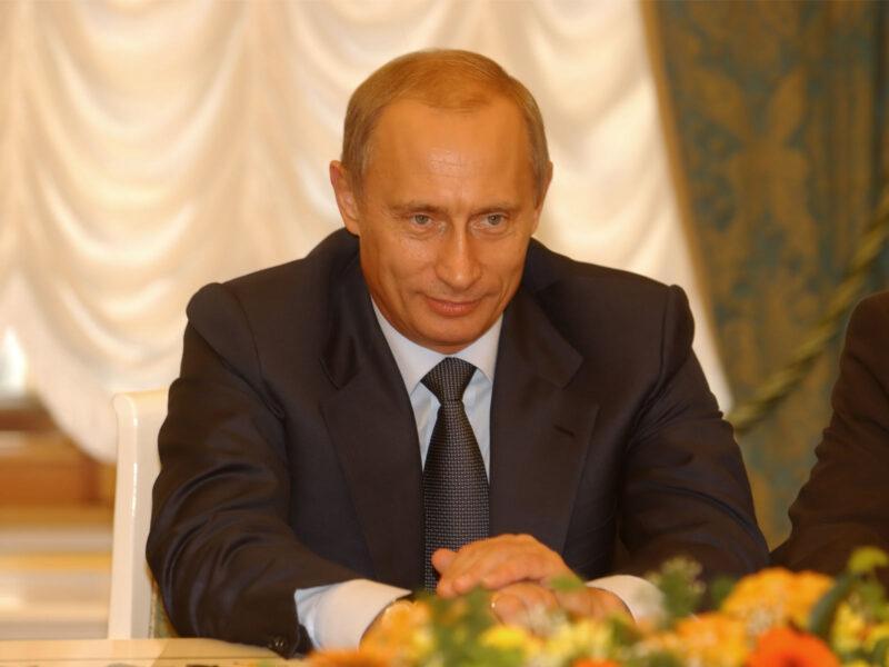 Владимир  Путин  провёл  совещание