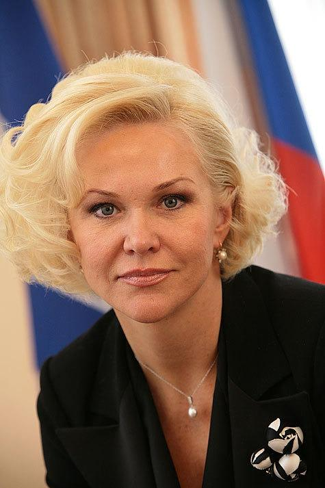 Т. Яковлева  комментирует  выступление  премьер-министра