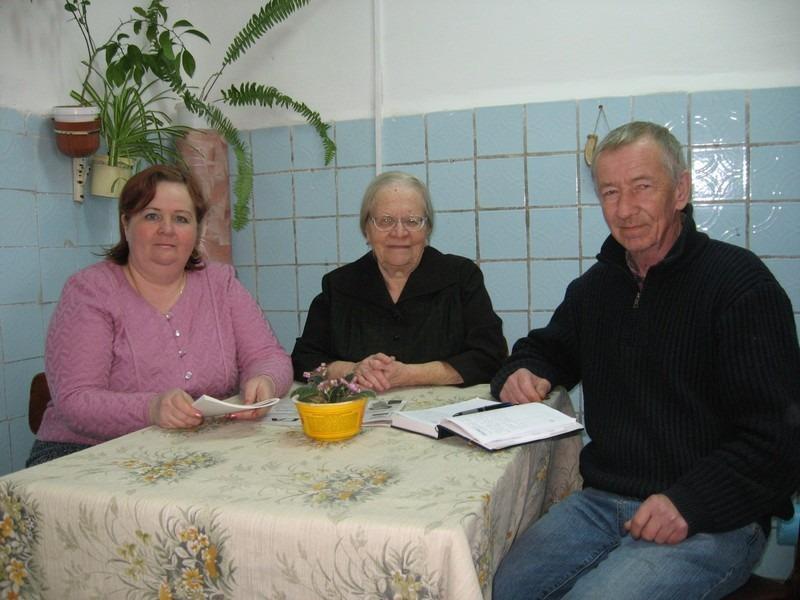 Юрьевецкой  организации ВОС - 60 лет!