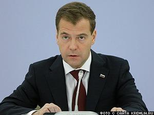 """Дмитрий Медведев:  """"Единая Россия"""" -  политическая сила,  с которой надо  считаться"""