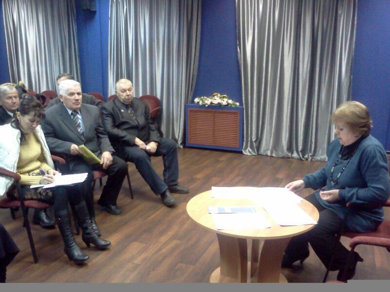 Народный  штаб  собирает  наказы  юрьевчан