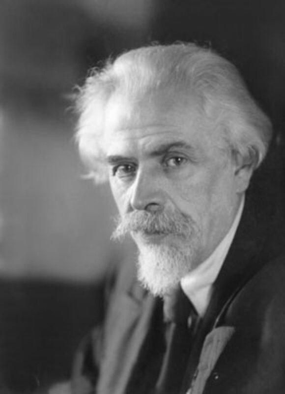 Первый  президент  Академии архитектуры