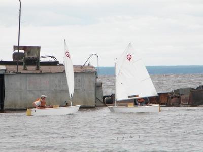 Слет  юных  моряков