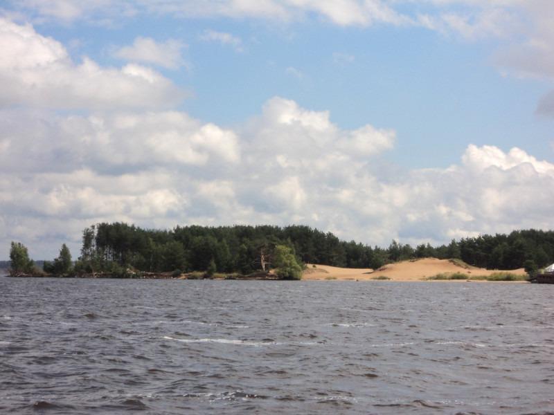 Асафовы острова: отдых и проблемы  охраны