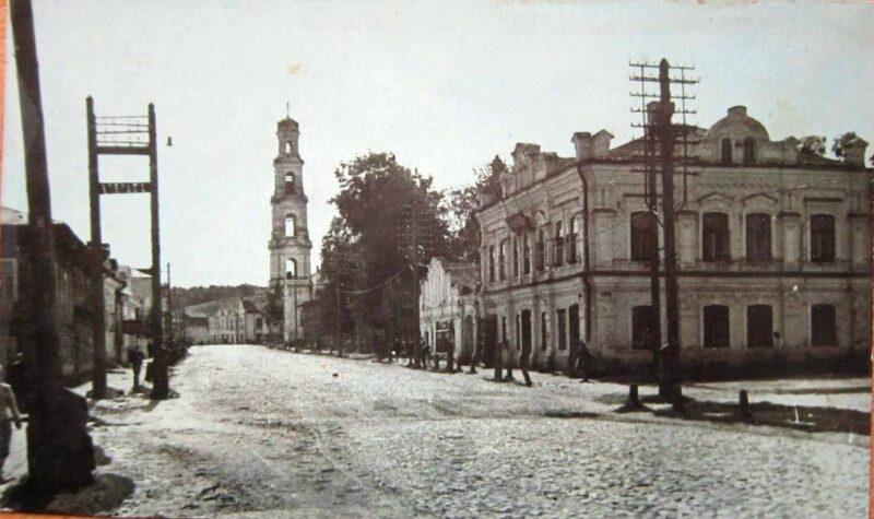 Юрьевец 1945-1946 гг. Фото К.Рыжова.