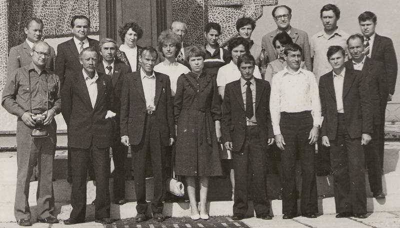 Летучка в Сокольском, 1985 год