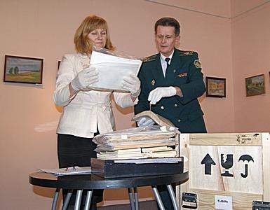 архив Тарковского в Юрьевце