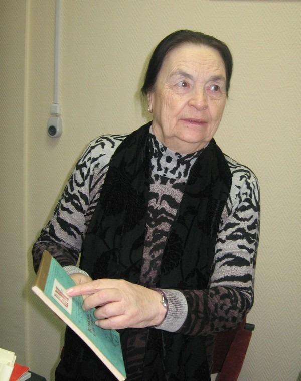 М.А.Тарковская