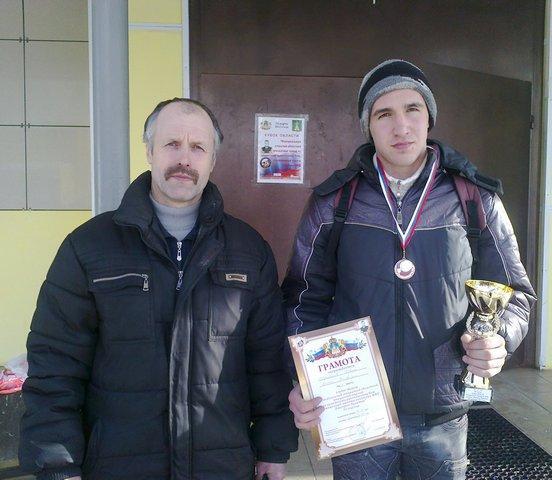 Сергей Дмитриевич Макаров и Иван Шумилов