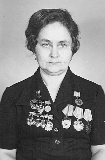 Софья Васильевна Тарасова