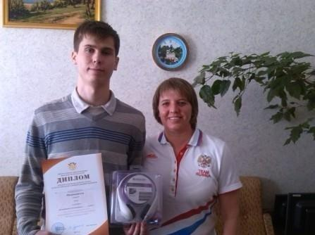 И.Синьков и И.Горина
