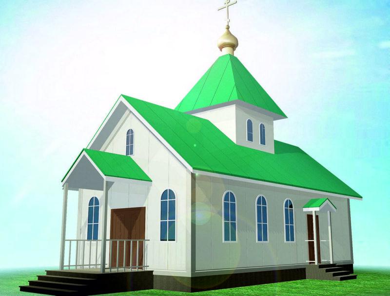 Свято-Троицкий православный храм