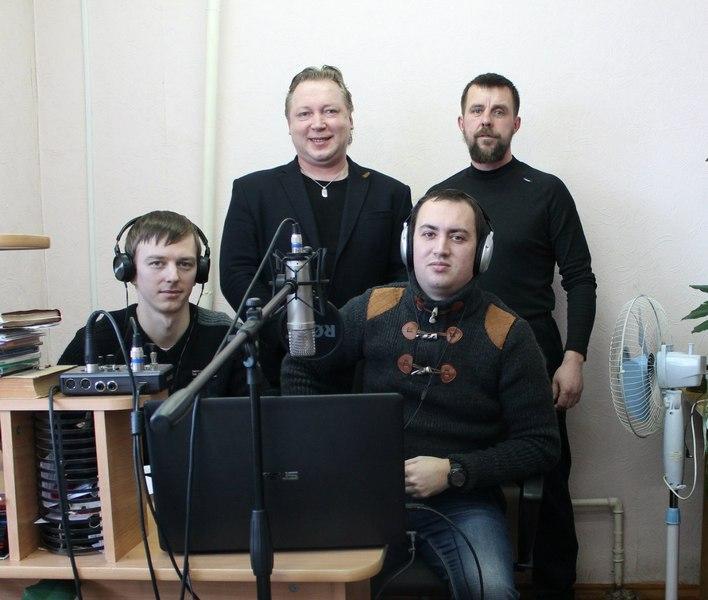Члены правления Землячества в гостях у редакции_