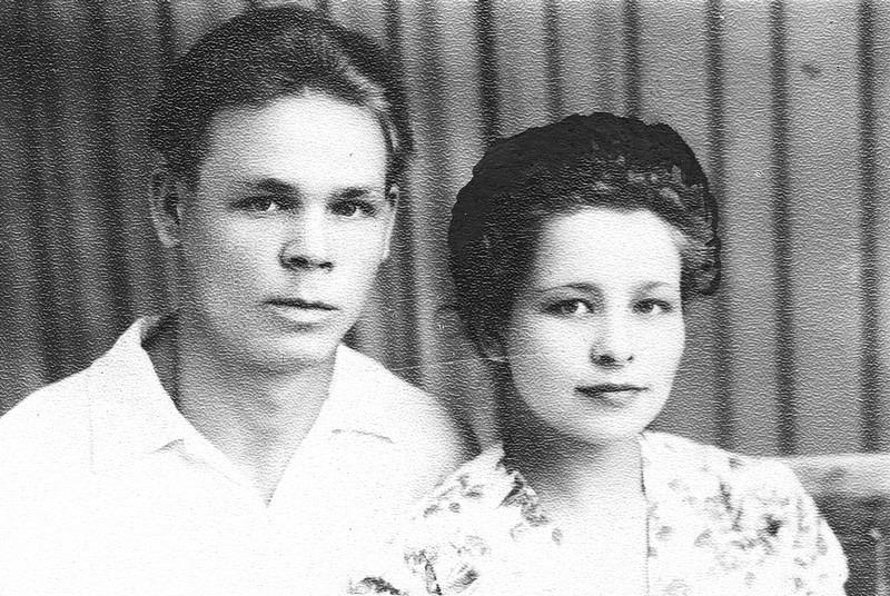 Валерий Степанович и Вера Павловна Комиссаровы_