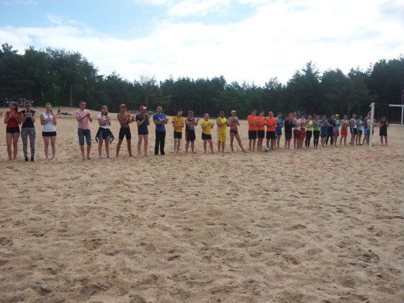 Традиционный турнир по пляжному волейболу на Асафовых островах