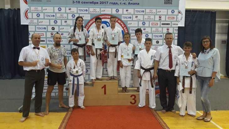 Сборная Ивановской области завоевала 22 медали на всероссийских играх боевых искусств