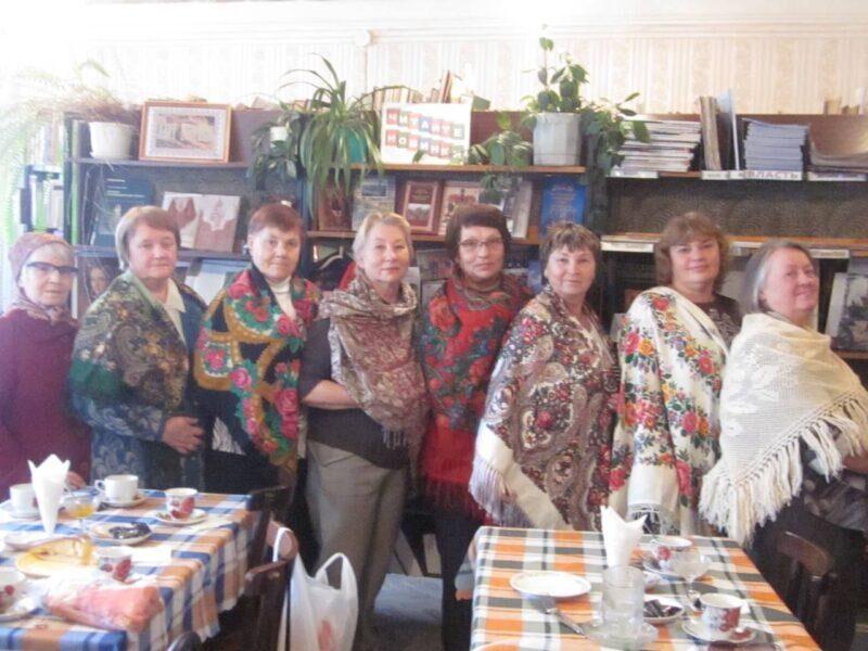 Дни Российской культуры в библиотеке