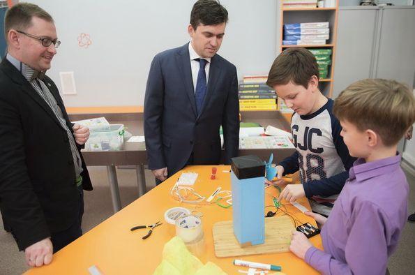 Станислав Воскресенский обсудил вопросы развития образования с педагогическим сообществом региона