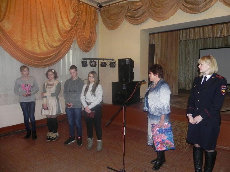 В городском Доме культуры чествовали новых граждан Российской Федерации