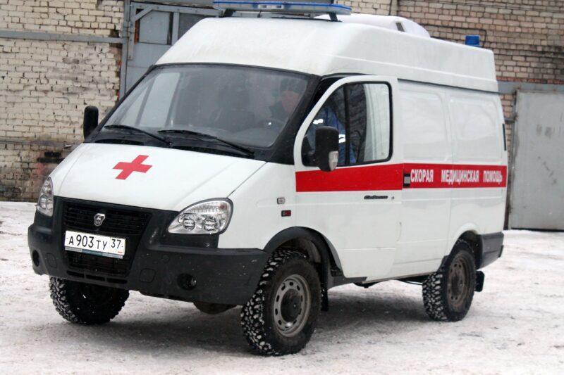 В Юрьевец поступила карета скорой помощи