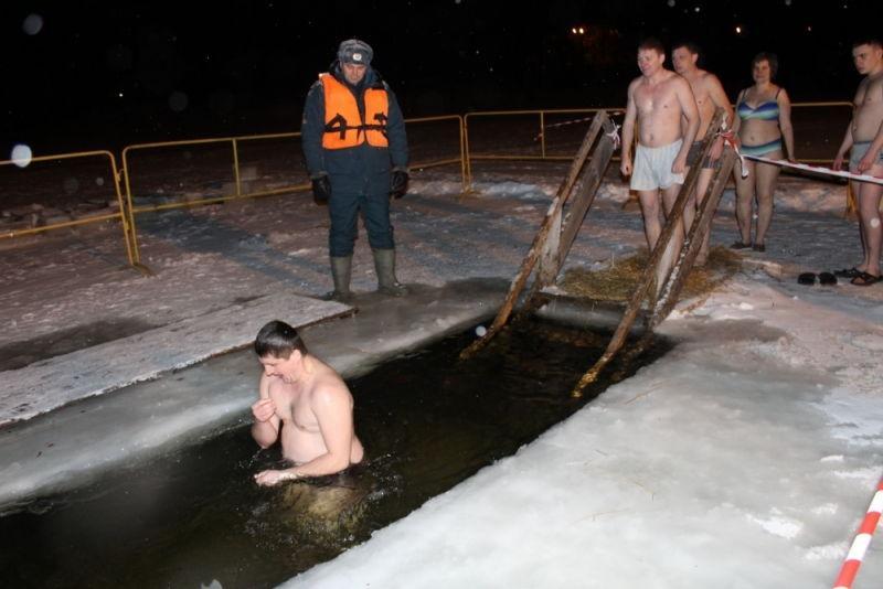 Крещенские купания в Ивановской области прошли без происшествий
