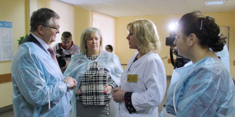 Ивановская область примет участие в программах Министерства здравоохранения РФ
