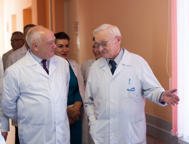 Александр РУМЯНЦЕВ: «Нас ждет большой научный прорыв»