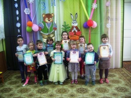 «Зимушка – зима» в детском саду №8