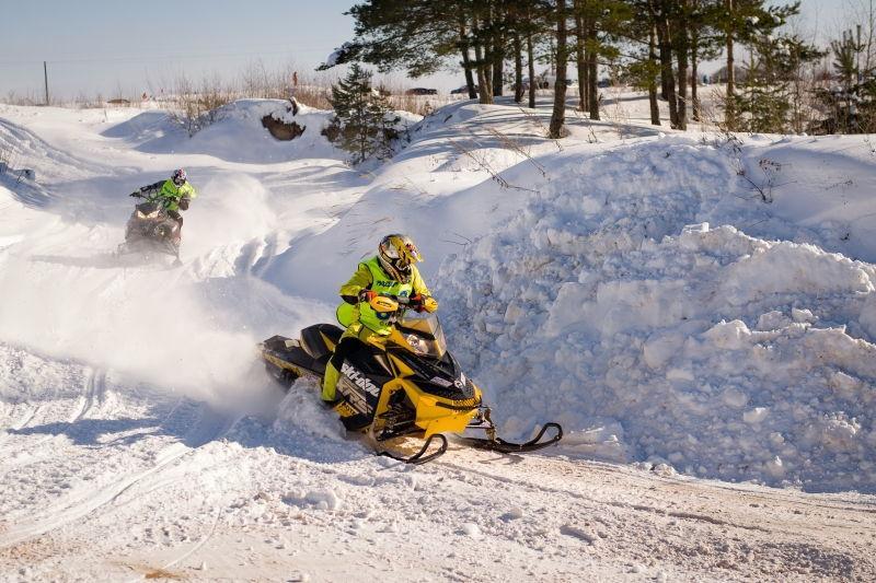 Операция «Снегоход-2019»