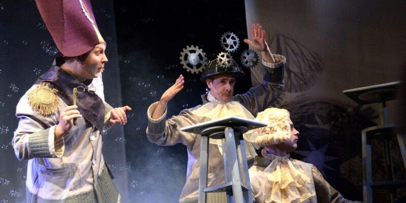 В Ивановской области открылся XII Международный фестиваль театров кукол «Муравейник»