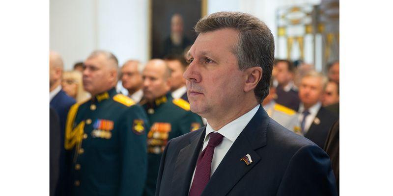 Представителем правительства региона в Совете Федерации РФ назначен Валерий Васильев