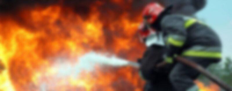 Пожар на ул. Фрунзе ликвидирован