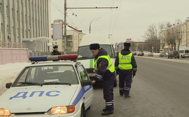 Электронный пристав продолжает ловить должников на ивановских дорогах