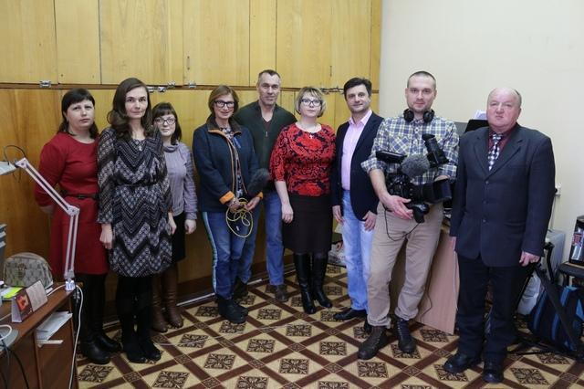 Журналисты из Голландии посетили Юрьевец