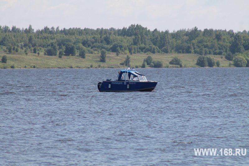 Найдено тело полицейского, выпавшего из лодки рыбоохраны