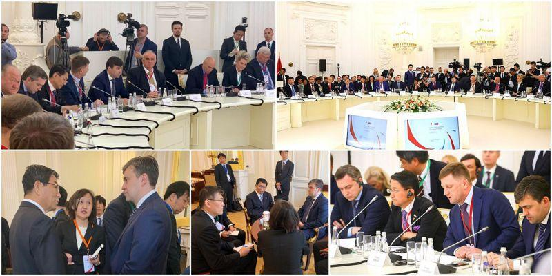 Станислав Воскресенский принимает участие в работе Совета губернаторов России и Японии