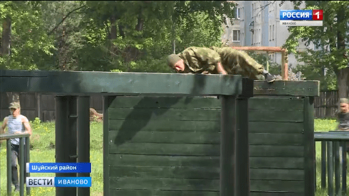"""Стартовал конкурс """"Призывник года"""""""