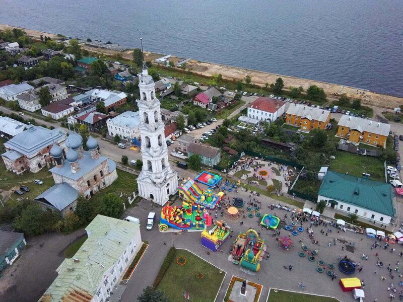 День города Юрьевец (фоторепортаж)